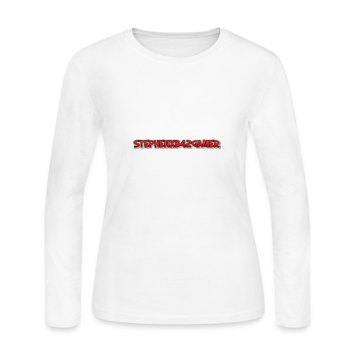 stephenxb42gamer logo - Women's Long Sleeve Jersey T-Shirt