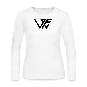 Official Williams Fam Merch! - Women's Long Sleeve Jersey T-Shirt