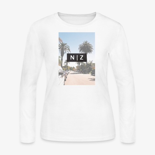 Cali - NoiZ - Women's Long Sleeve Jersey T-Shirt