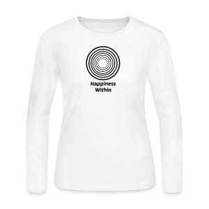 Happiness Within - Women's Long Sleeve Jersey T-Shirt