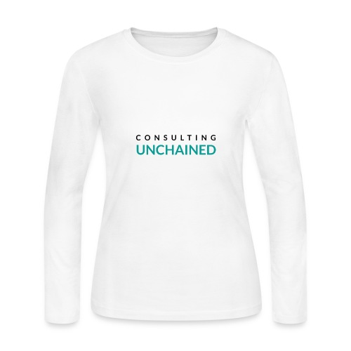 Consulting Unchained - Women's Long Sleeve Jersey T-Shirt
