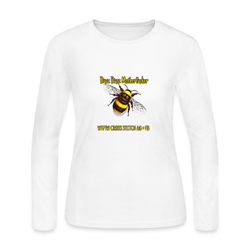 Buzz - Women's Long Sleeve Jersey T-Shirt