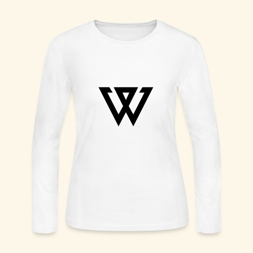 WINNER LOGO - Women's Long Sleeve Jersey T-Shirt