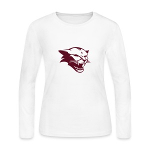 Cougar - Women's Long Sleeve Jersey T-Shirt