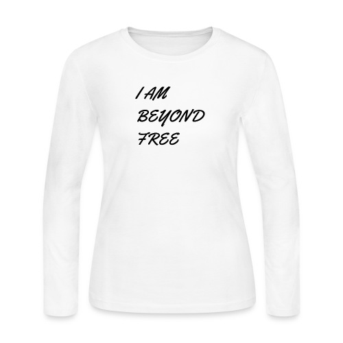 Beyond Free - Women's Long Sleeve Jersey T-Shirt