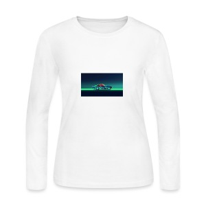 The Pro Gamer Alex - Women's Long Sleeve Jersey T-Shirt