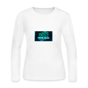 Grind Big Clothing - Women's Long Sleeve Jersey T-Shirt