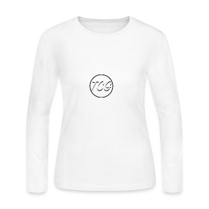 TheCanadianGamer T-Shirt - Women's Long Sleeve Jersey T-Shirt