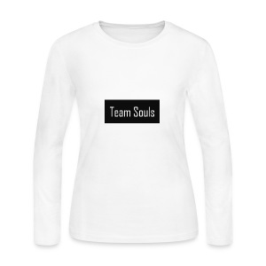 Team Souls - Women's Long Sleeve Jersey T-Shirt