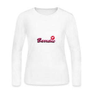Barrebie by SBR - Women's Long Sleeve Jersey T-Shirt