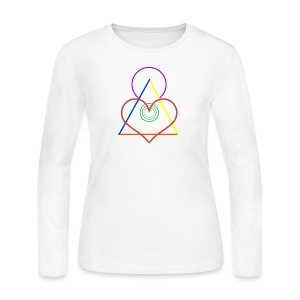 Angel - Women's Long Sleeve Jersey T-Shirt