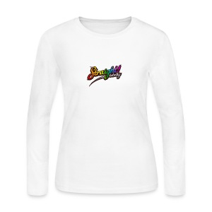 Totally Straight - Women's Long Sleeve Jersey T-Shirt