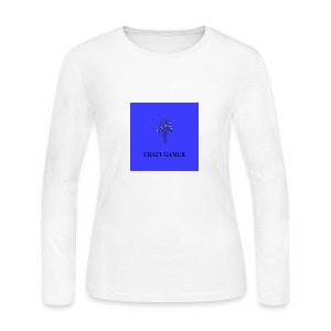 Gaming t shirt - Women's Long Sleeve Jersey T-Shirt