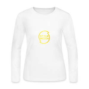Limited Edition Styln Media! - Women's Long Sleeve Jersey T-Shirt