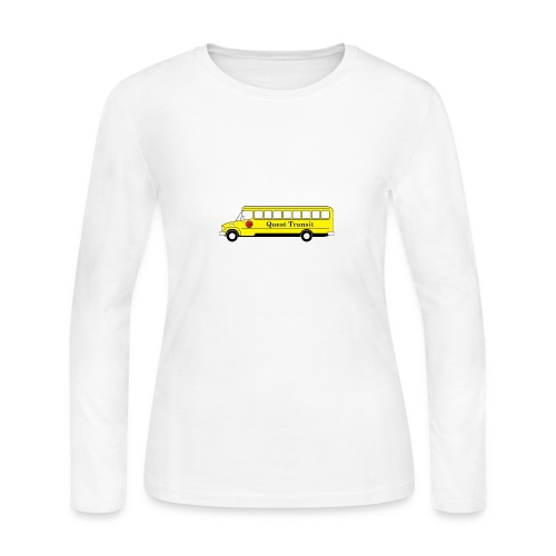 QuestTransit - Women's Long Sleeve Jersey T-Shirt