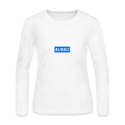 Bubbo Supreme - Women's Long Sleeve Jersey T-Shirt