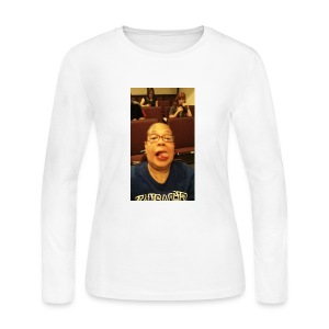 GET SMITHY WITH IT - Women's Long Sleeve Jersey T-Shirt