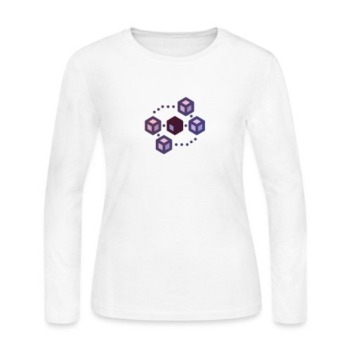 Delegate Proof of Stake (dPOS) Collection - Women's Long Sleeve Jersey T-Shirt