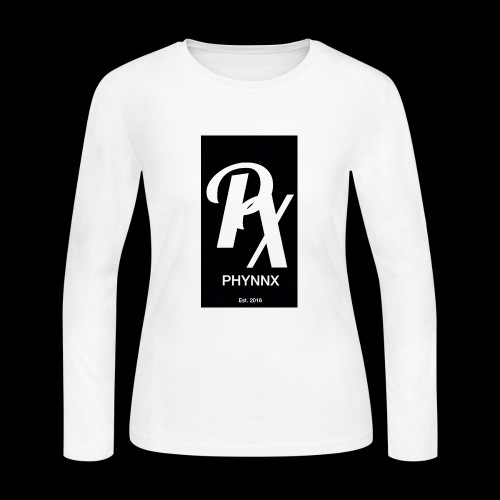 Phynnx - Women's Long Sleeve Jersey T-Shirt