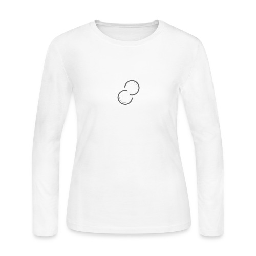 Curly Crew Simple - Women's Long Sleeve Jersey T-Shirt