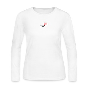i say yes - Women's Long Sleeve Jersey T-Shirt
