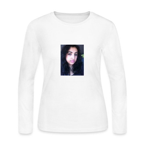 1599FB9A E0A9 4868 86A8 3DB3A3528B1A - Women's Long Sleeve Jersey T-Shirt
