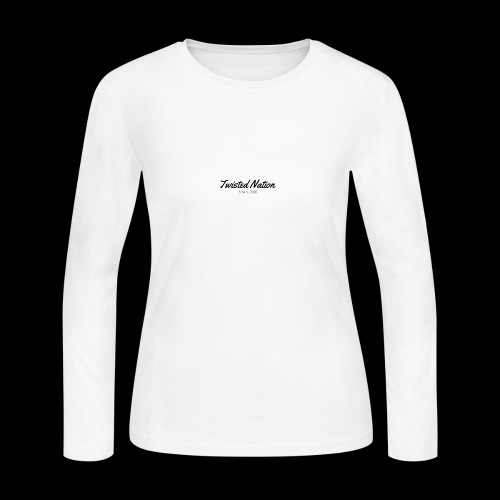 Twisted nation - Women's Long Sleeve Jersey T-Shirt
