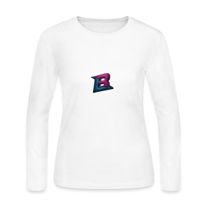 BlaZe Kranteon Logo - Women's Long Sleeve Jersey T-Shirt