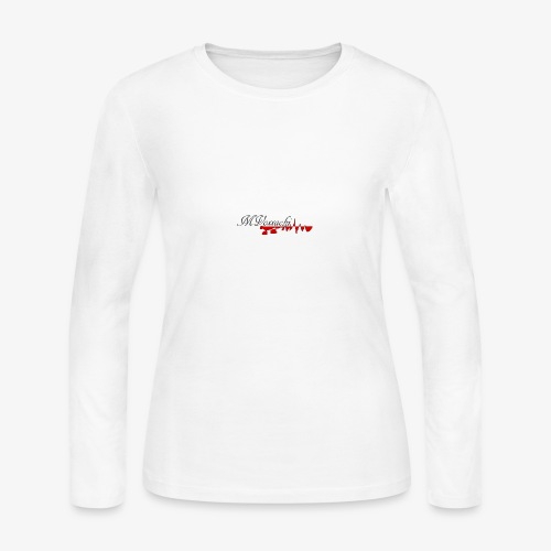 Vossachi - Women's Long Sleeve Jersey T-Shirt