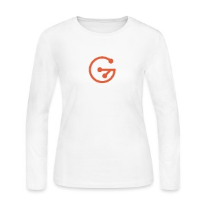 GitMarket - Women's Long Sleeve Jersey T-Shirt