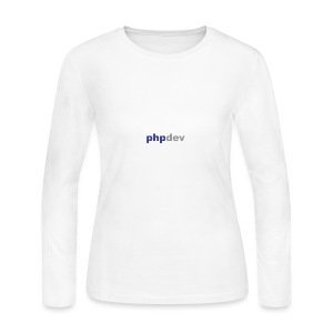phpdev Products - Women's Long Sleeve Jersey T-Shirt