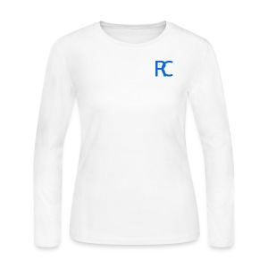 Blu REACH - Women's Long Sleeve Jersey T-Shirt