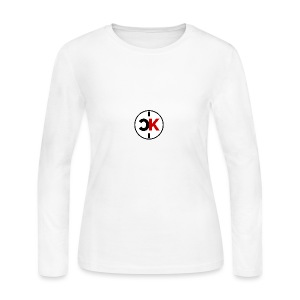 Canoe & Kayak - Women's Long Sleeve Jersey T-Shirt