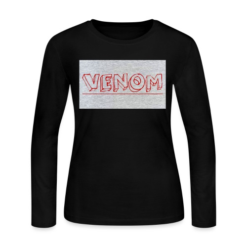 Venom - Women's Long Sleeve Jersey T-Shirt