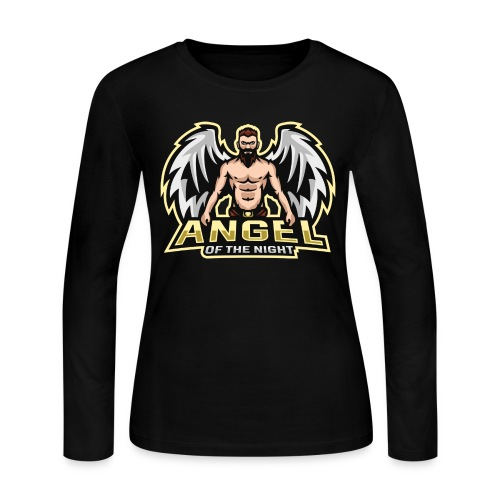 AngeloftheNight091 T-Shirt - Women's Long Sleeve Jersey T-Shirt