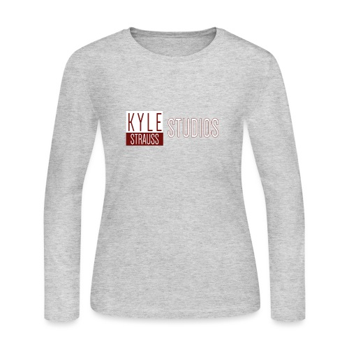 Logo - Women's Long Sleeve Jersey T-Shirt