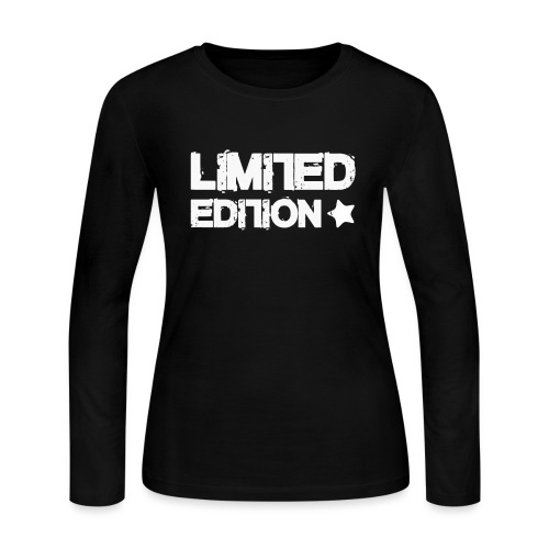 Limited Edition - Women's Long Sleeve Jersey T-Shirt