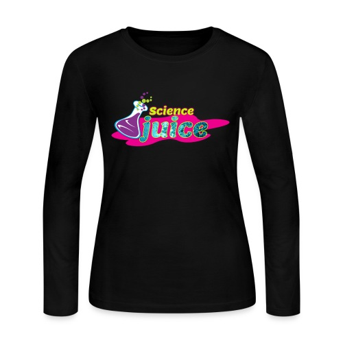 Science Juice - Women's Long Sleeve Jersey T-Shirt