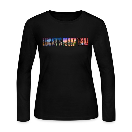 Here to There T-shirt - Women's Long Sleeve Jersey T-Shirt