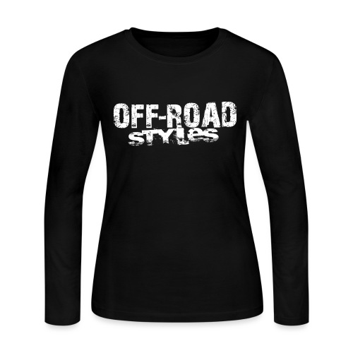 Extreme Offroad Motocross Baby & Toddler Shirts - Women's Long Sleeve Jersey T-Shirt