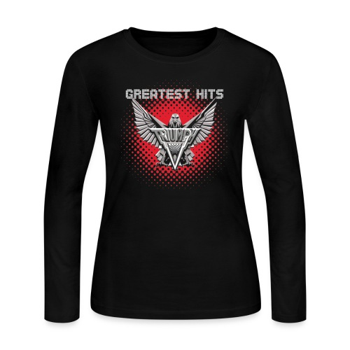 TRIUMPH GreatestHits Tee - Women's Long Sleeve Jersey T-Shirt