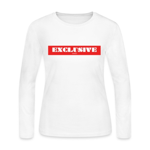 exclusive - Women's Long Sleeve Jersey T-Shirt