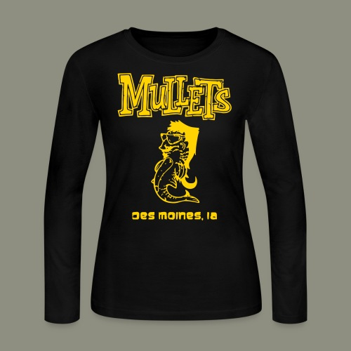 Mullets Color Series - Women's Long Sleeve Jersey T-Shirt