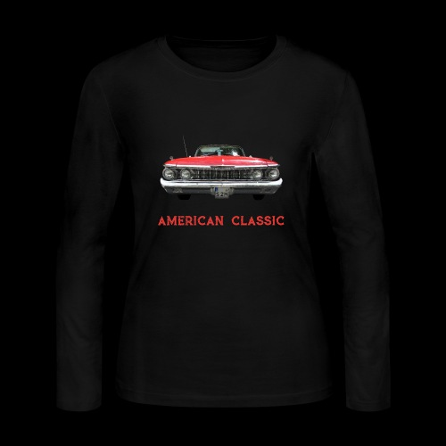 AMERICAN CLASSIC - Women's Long Sleeve Jersey T-Shirt