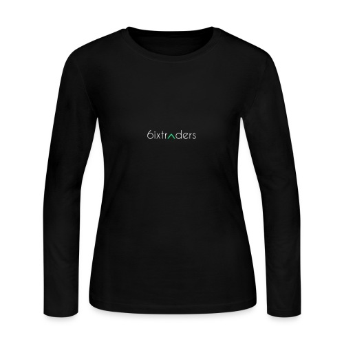 6ixtraders Tee - Women's Long Sleeve Jersey T-Shirt