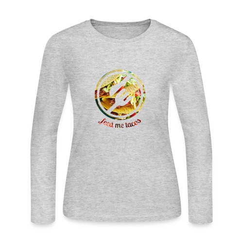 tacolife - Women's Long Sleeve Jersey T-Shirt