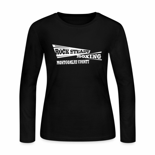 RSB MoCo Logo - Women's Long Sleeve Jersey T-Shirt