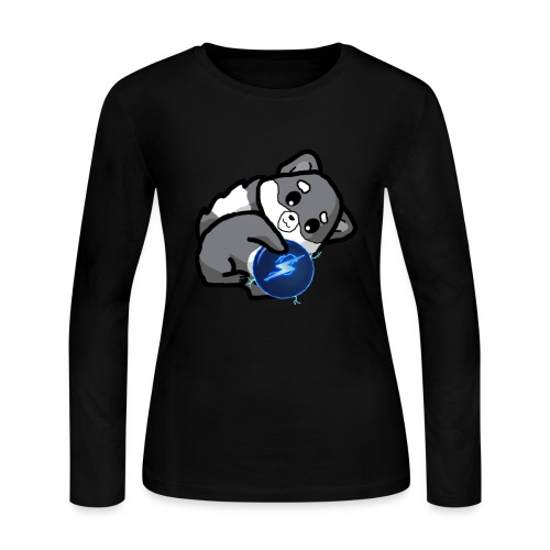 Eluketric's Zapp - Women's Long Sleeve Jersey T-Shirt