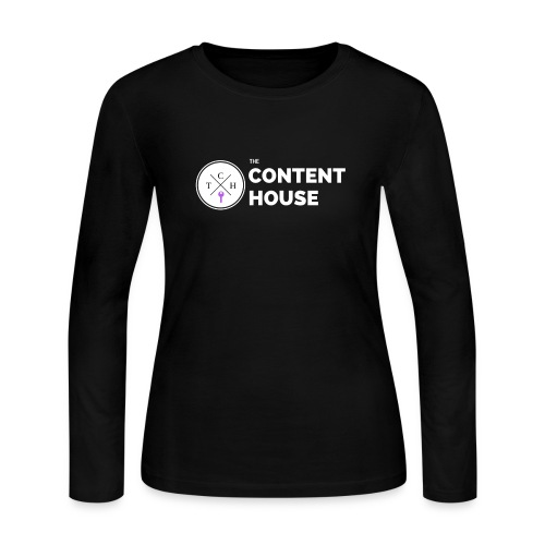 TCH Logo Standard - Women's Long Sleeve Jersey T-Shirt