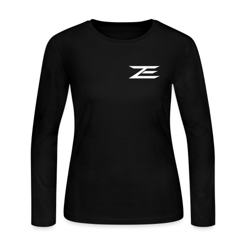 Final_ZACH_LOGO - Women's Long Sleeve Jersey T-Shirt